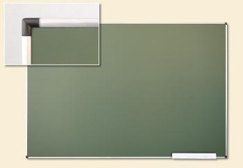 Tablica magnetyczno kredowa - zielona